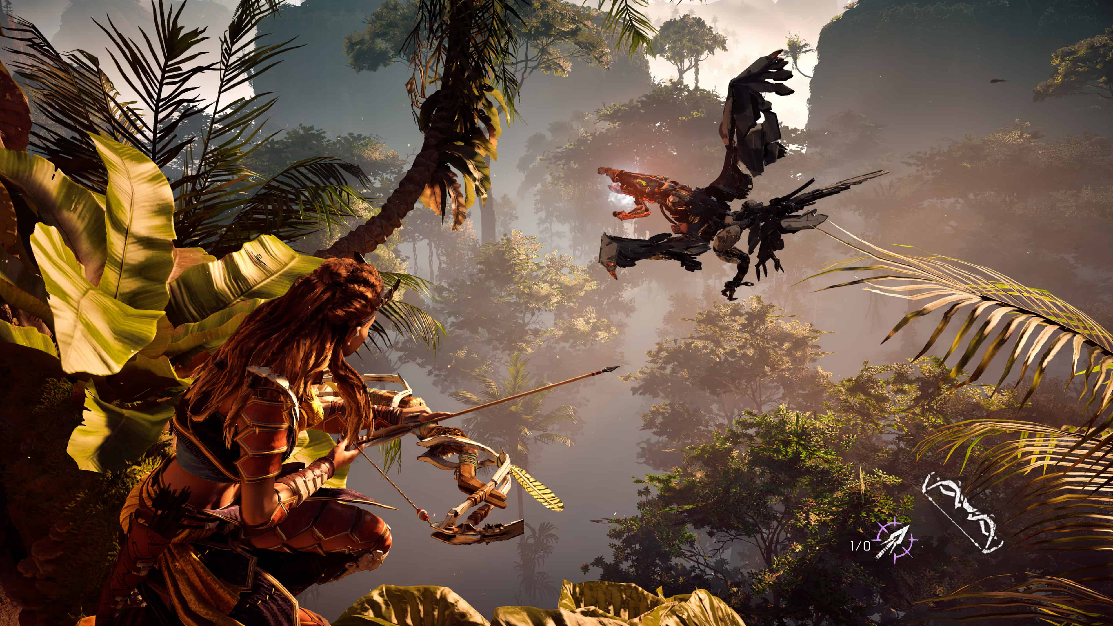 Amazon France ha pubblicato Horizon Zero Dawn per PC