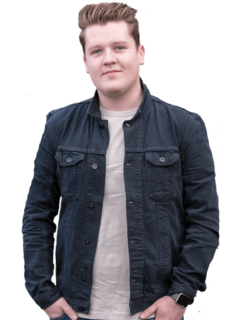 Jonny - Social Media Marketing Executive