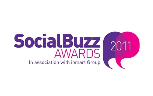 Finalist in the Social Buzz Awards 'Best Social Media Stunt' category.