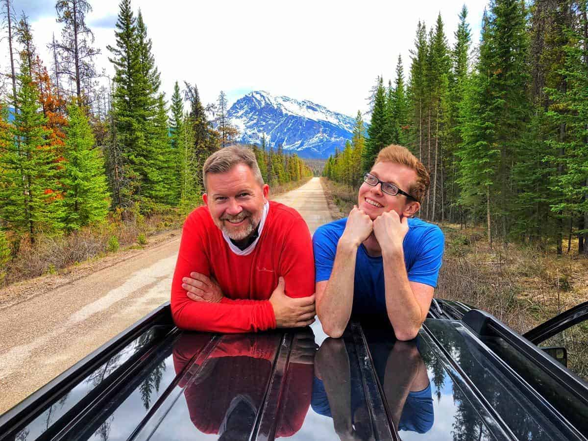 Jasper-National-Park-Road-Trip