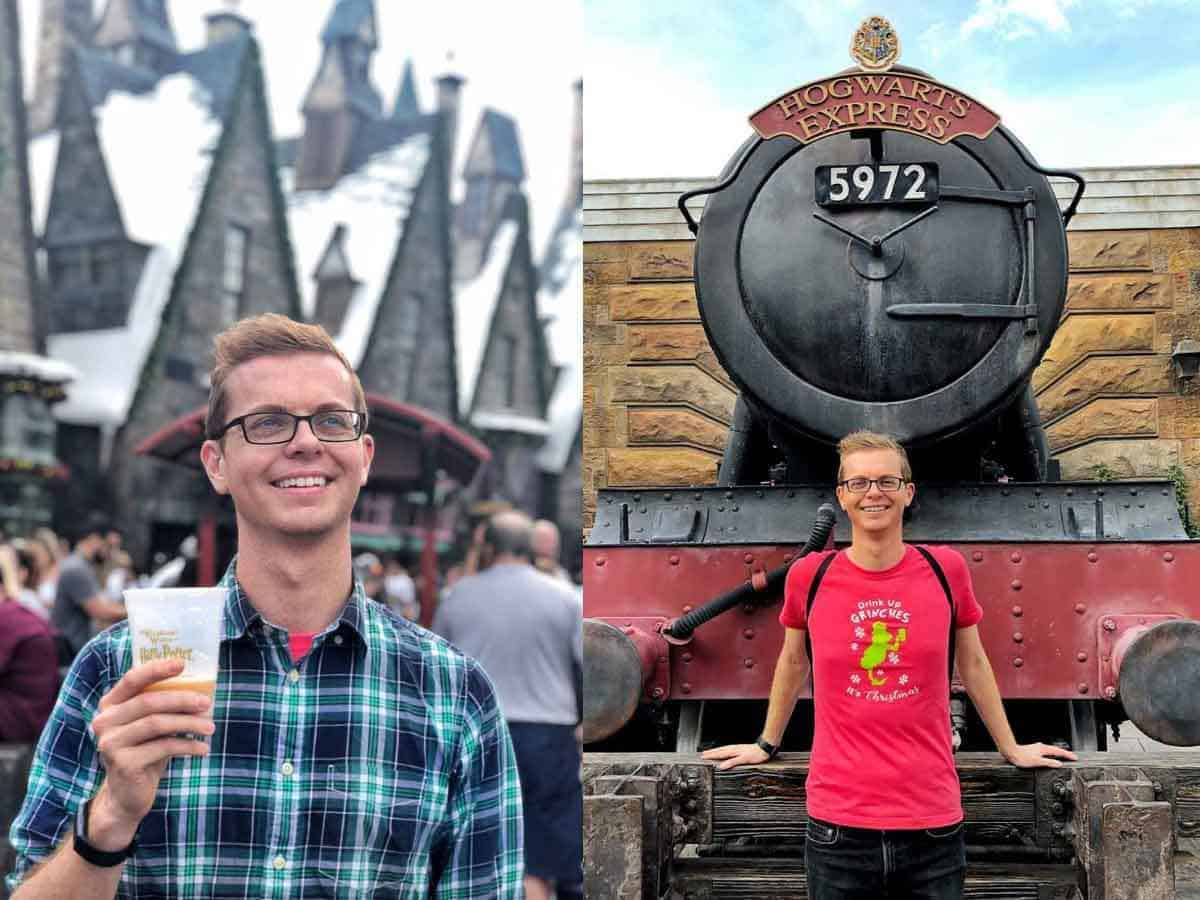 Harry Potter Holidays: Celebrate Christmas Holidays at Hogwarts, Diagon Alley & Hogsmeade