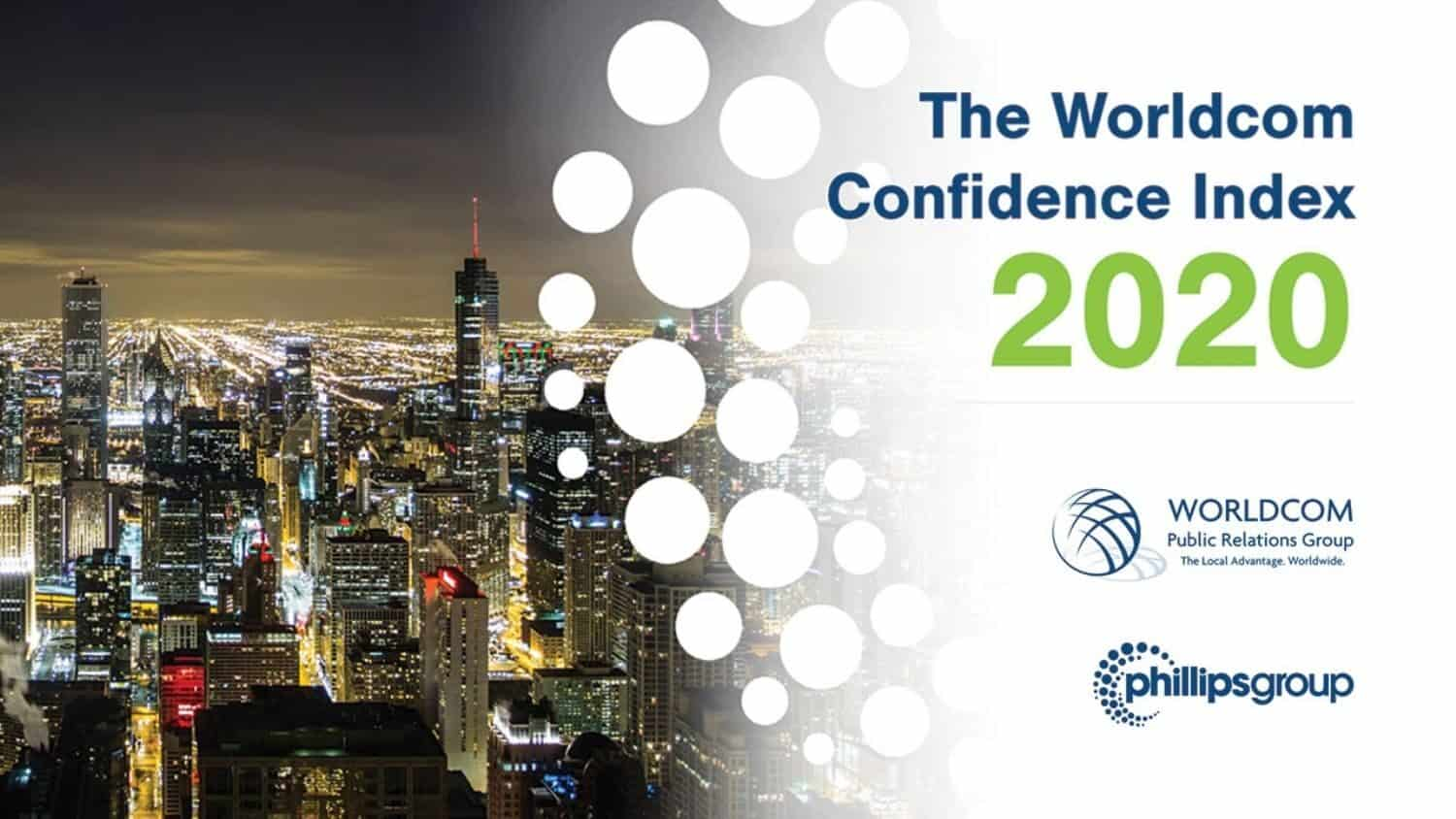 Trends and Insights from the Worldcom Confidence Index 2020