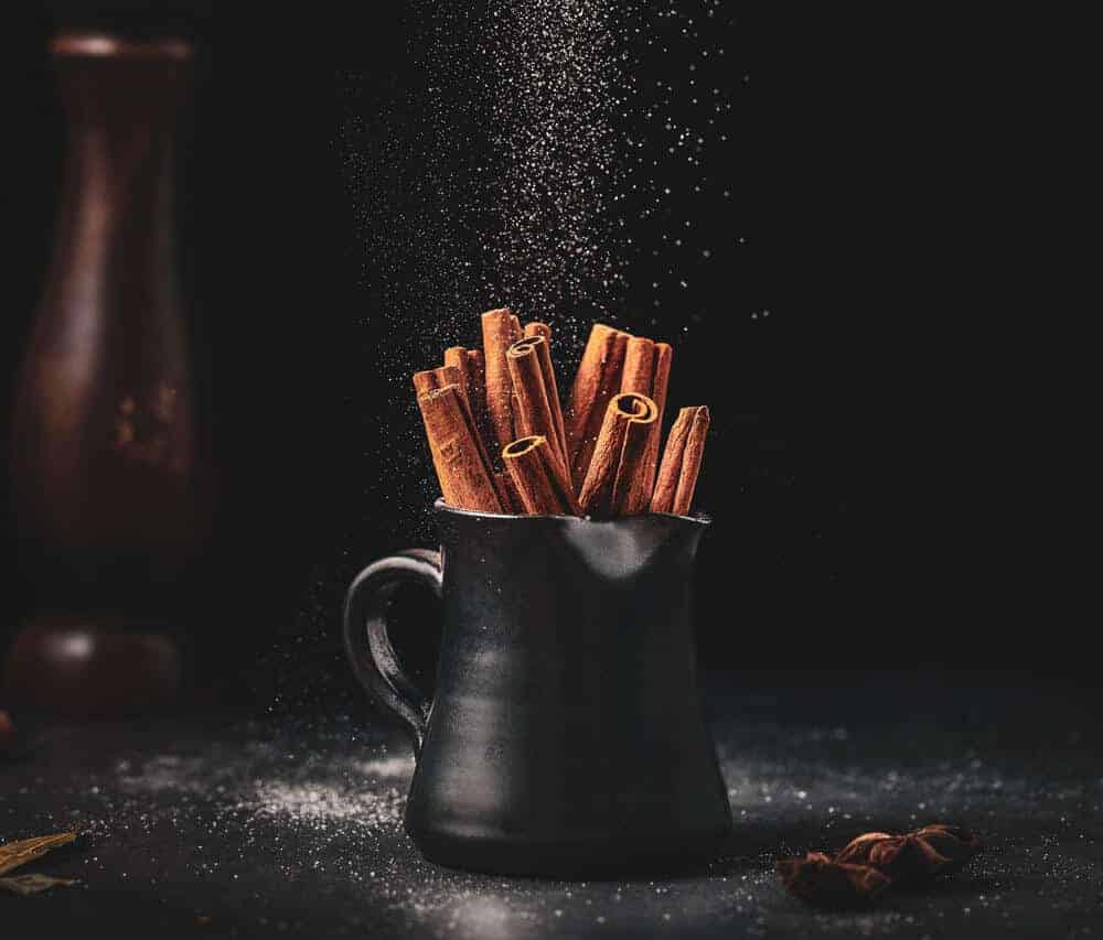 Dark Food Photography
