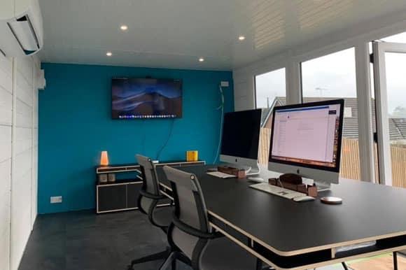 Garden Studio Office Spaces Poole