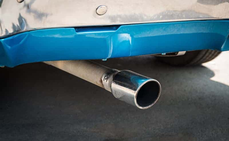 What Causes Water Dripping From a Muffler