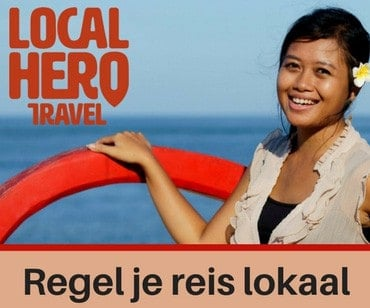 Indonesie door de ogen van een loca