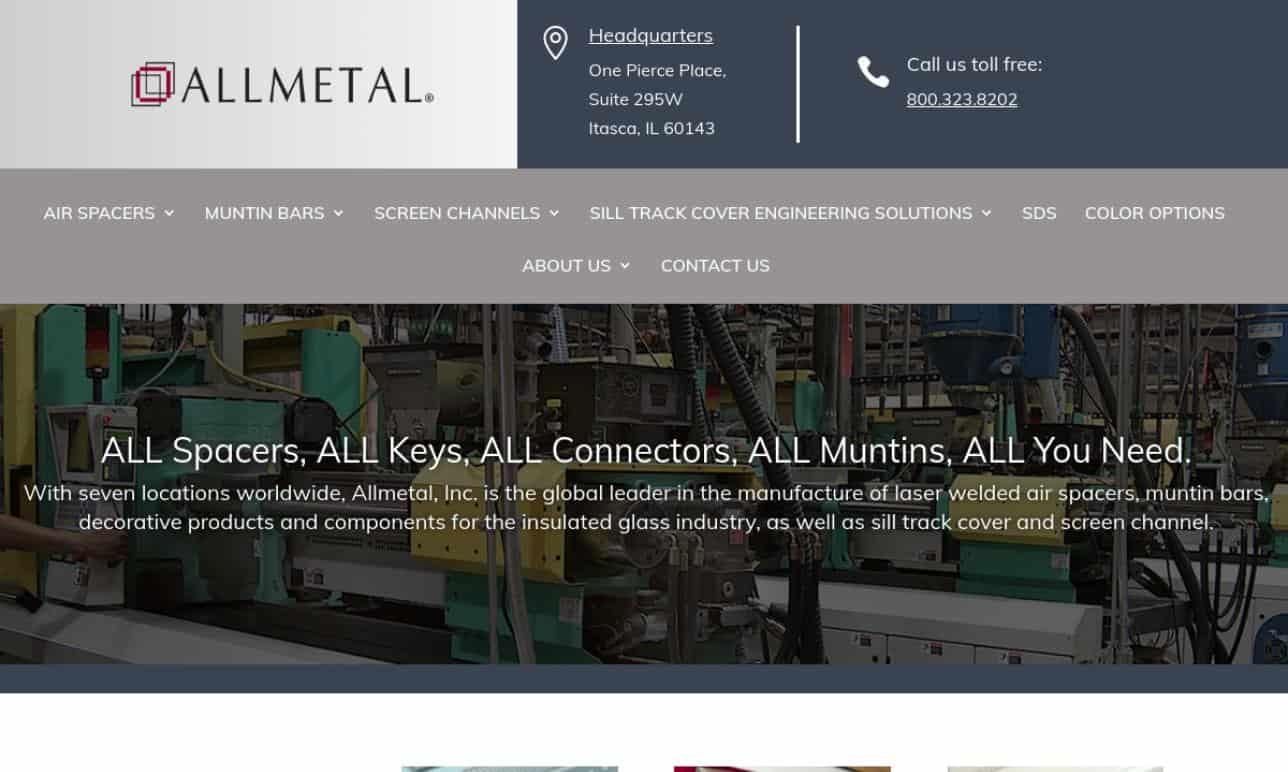 Allmetal, Inc.