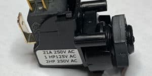 6871-AEO-U126, Airswitch, Latching, Back Entry