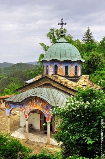 Sokolski 수도원 정교회