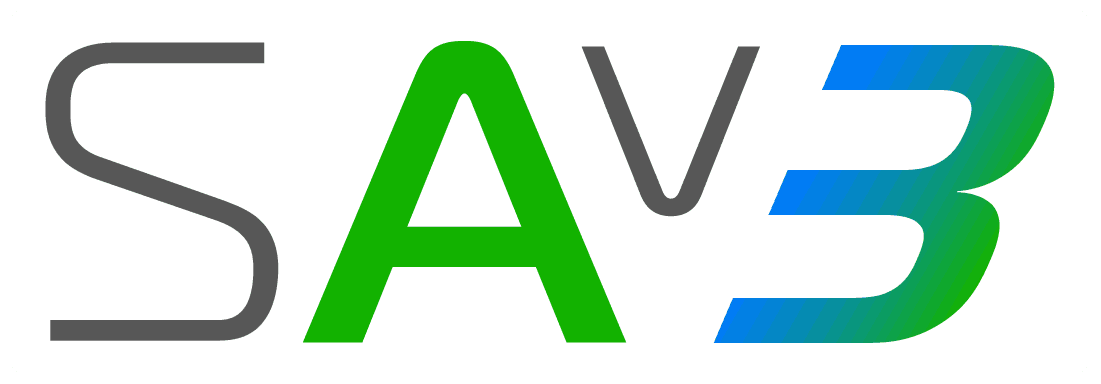 SAV3 Logo