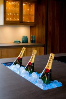Papilio-champagne-chiller-kitchen-photography