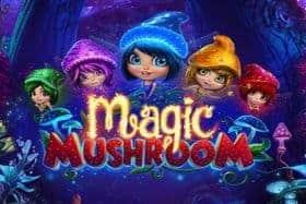 Magic Mushroom game logo