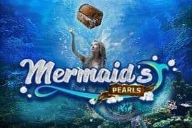 Mermaid's Pearls game logo