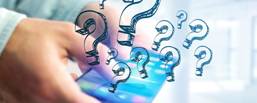 trade show app questions