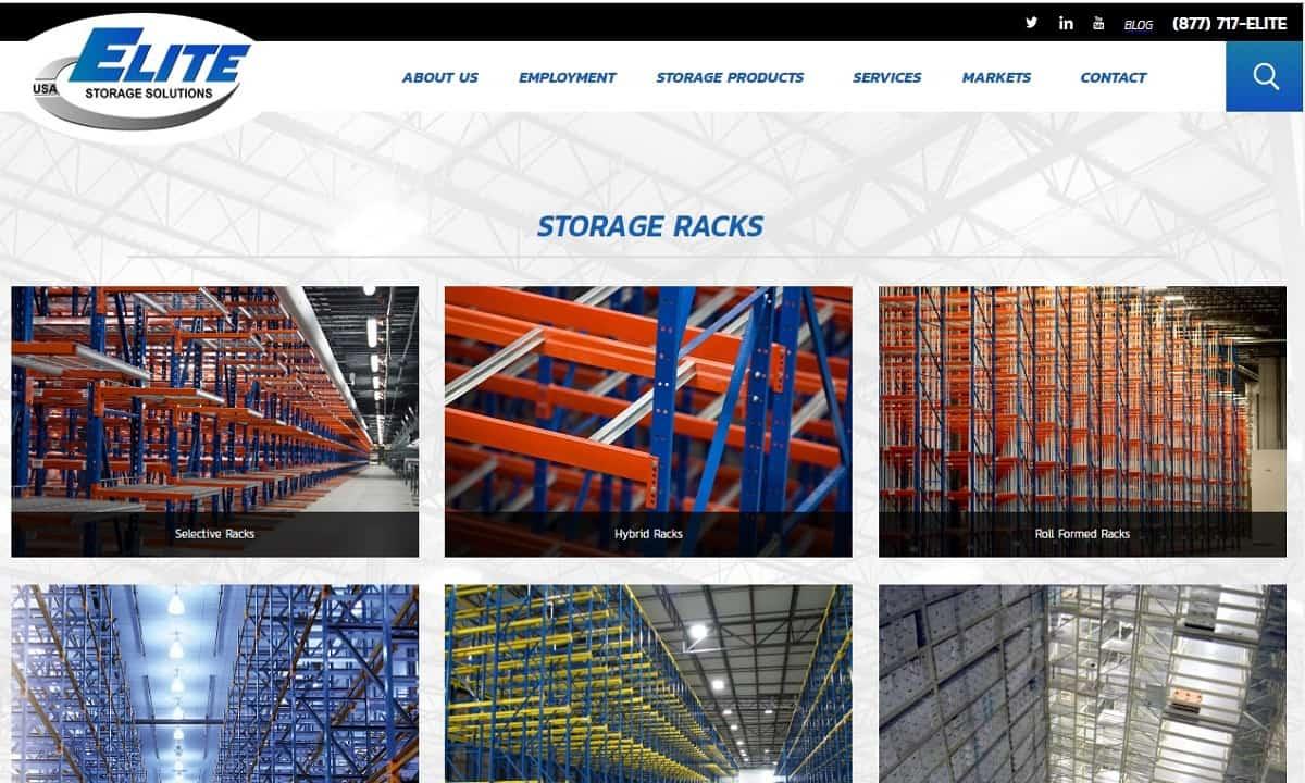 Elite Storage Solutions