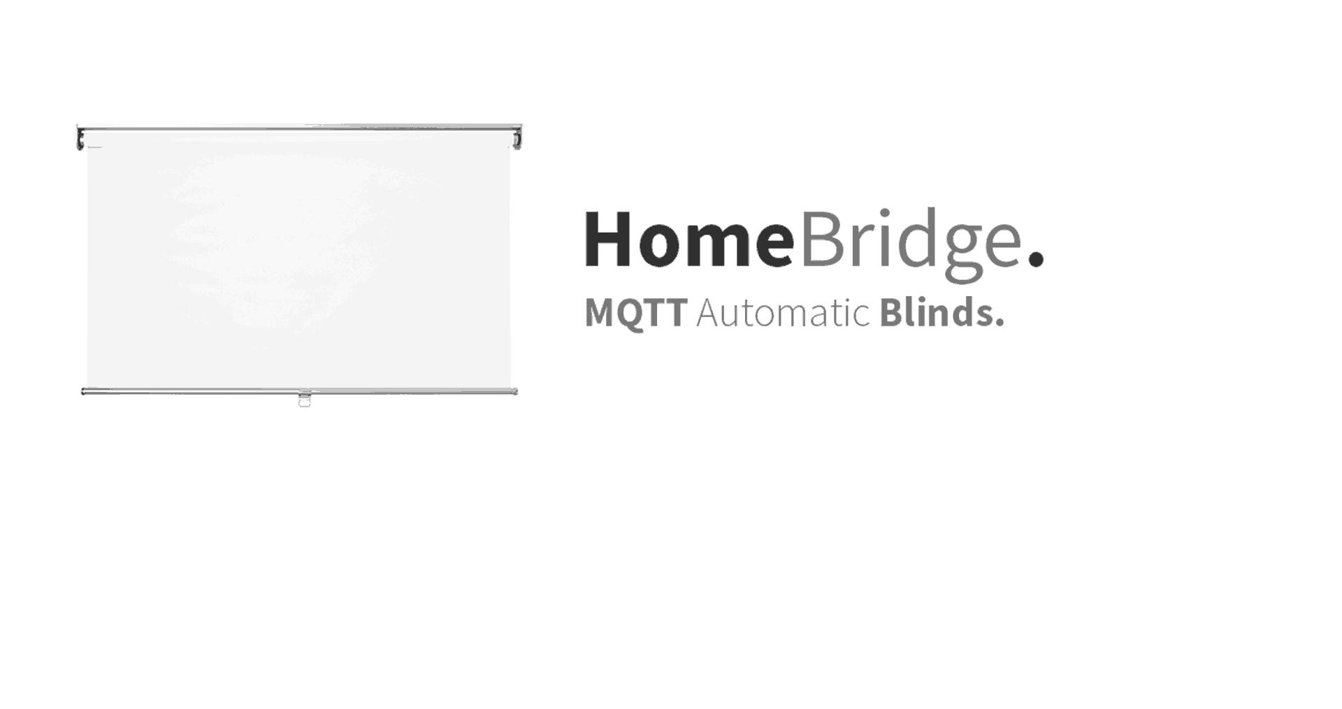 HomeBridge – MQTT Blinds – Part II