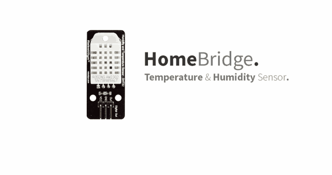HomeBridge – Temperature & Humidity