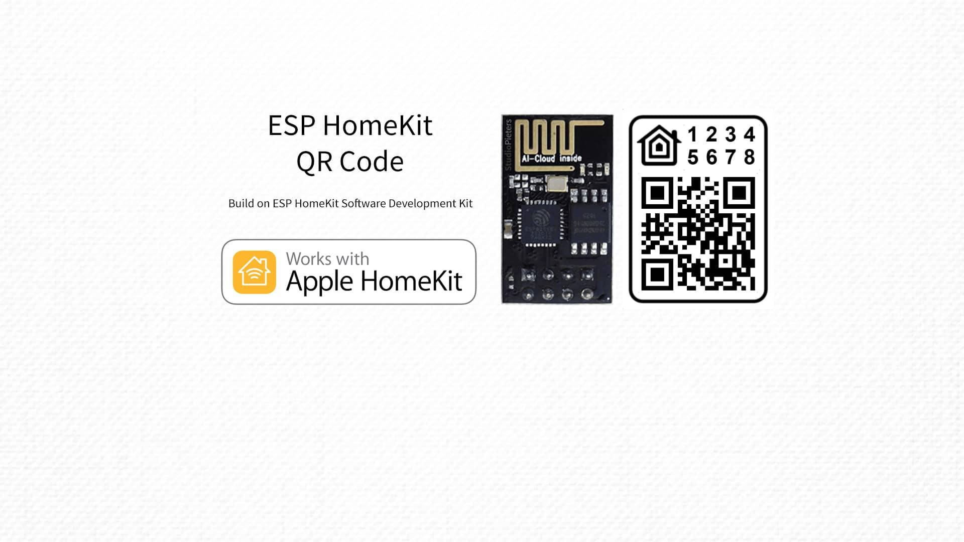 ESP HomeKit SDK – QR Code