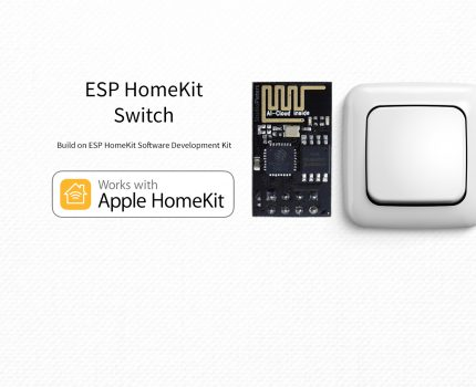 ESP8266 – HomeKit Switch