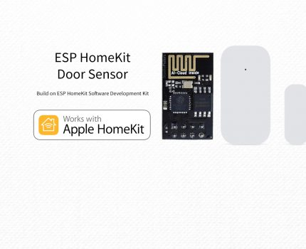 ESP8266 – HomeKit Contact Sensor