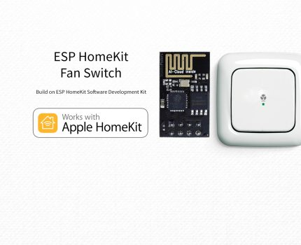 ESP8266 – HomeKit Fan Switch