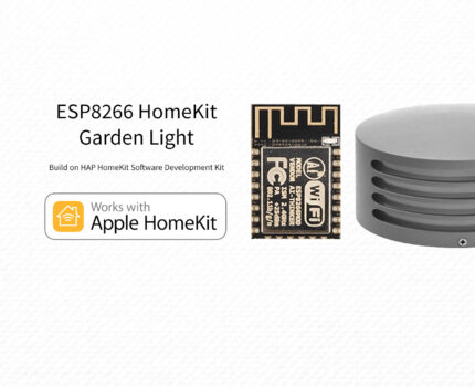 ESP8266 HomeKit – Garden Light