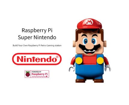 Raspberry Pi – Super Nintendo