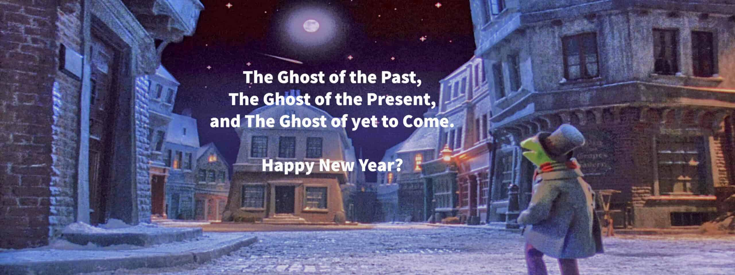 2021 – Happy New Year Story