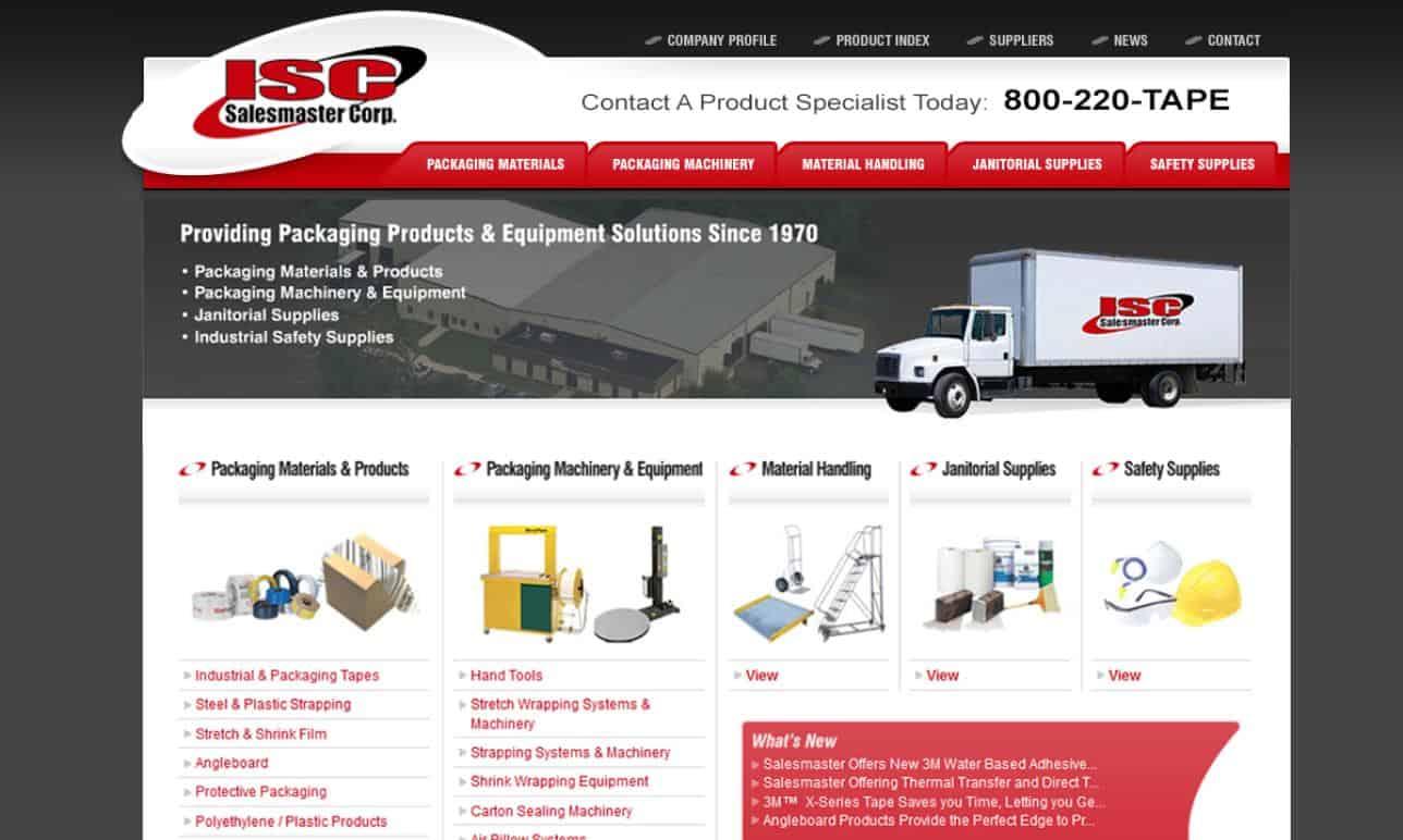 ISC Salesmaster Corporation