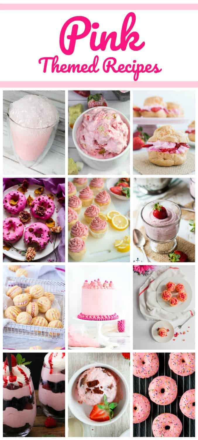 No-Churn Strawberry Shortcake Ice Cream & Virtual Baby Shower