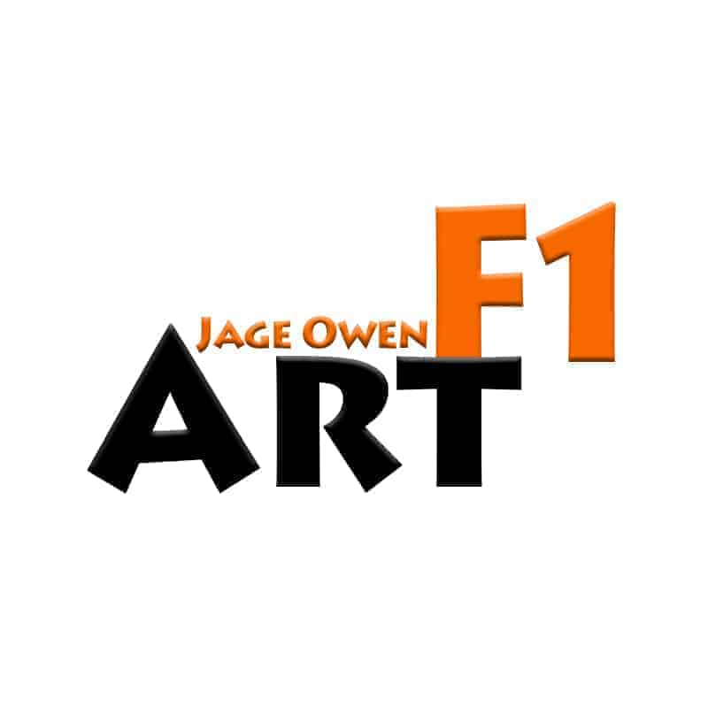 The GPBox - Jage Owen F1 Art