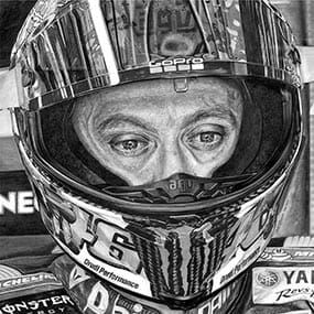 The GPBox - Steve Whyman Limited Edition Motorcycle Art