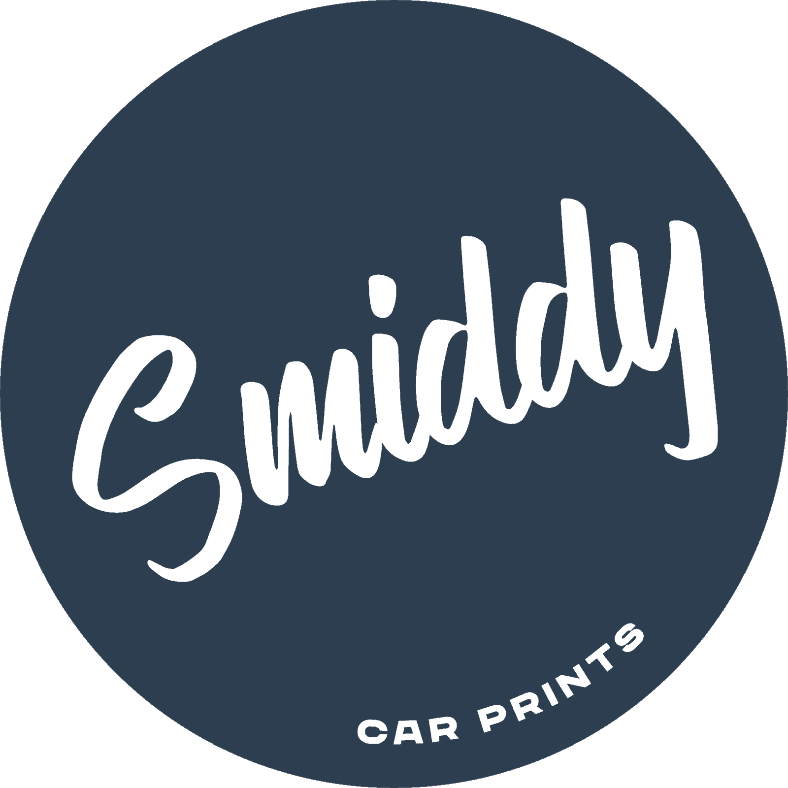 The GPBox - Smiddy Car Prints