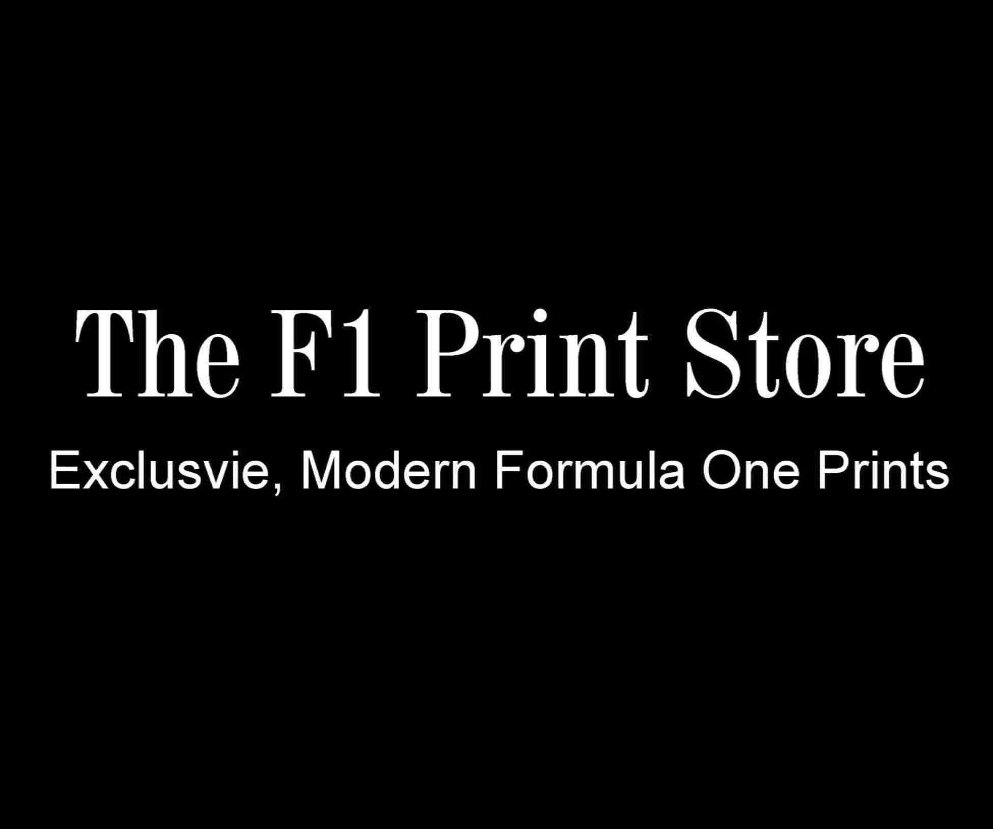The GPBox - F1 Prints Store