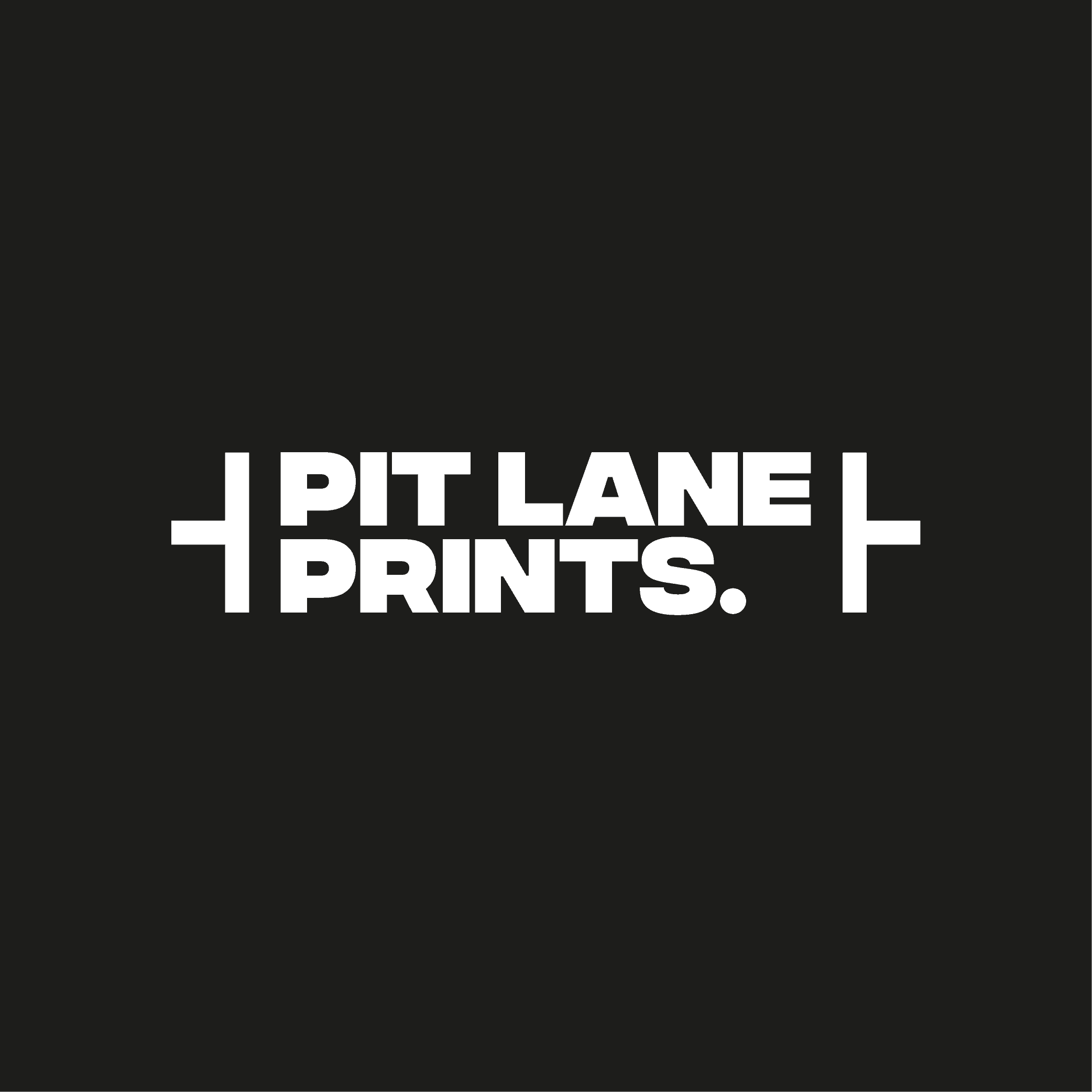 The GPBox - Pit Lane Prints