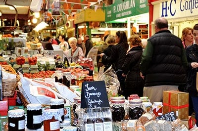 The famous 'English Market' in Cork - The Irish Place