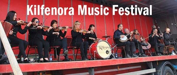 Kilfenora Music Festival 2018