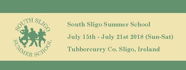 South Sligo Summer School 2018