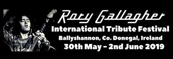Rory Gallagher International Tribute Festival