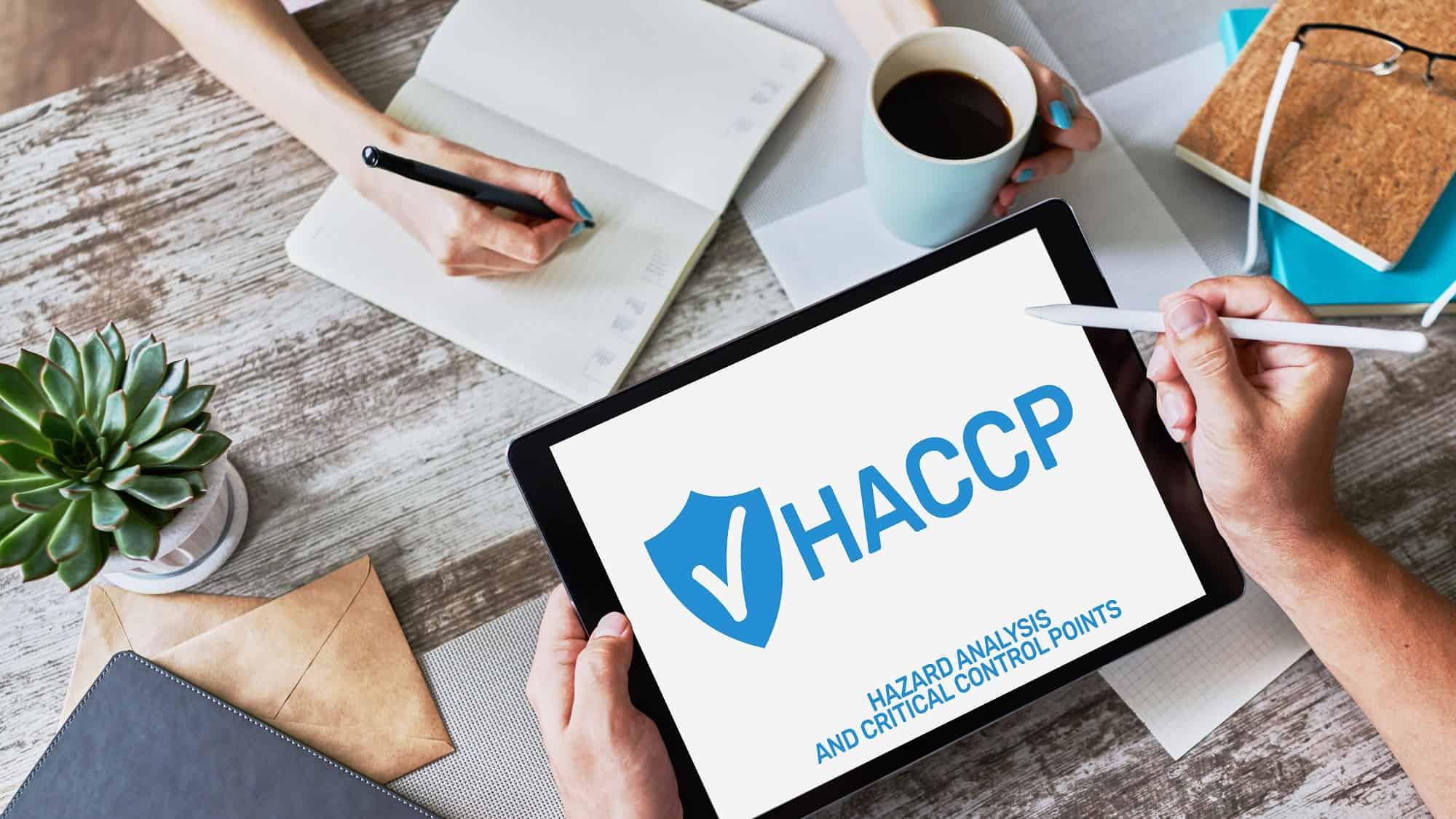 Level 3 Award in Managing HACCP