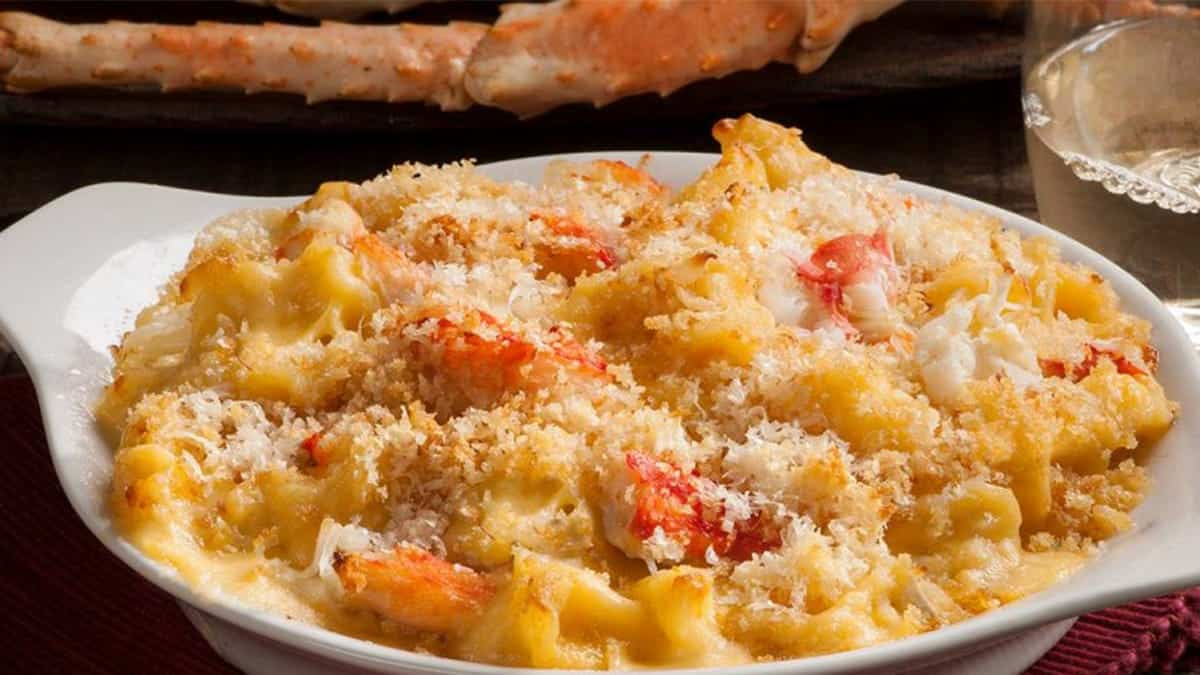 Crabmeat Mac & Cheese
