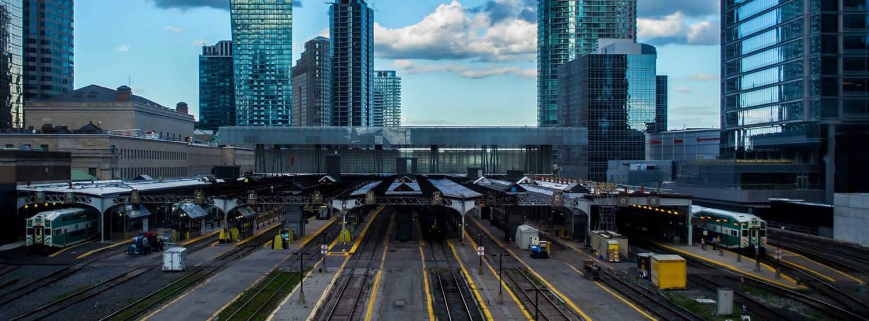 Renewable Energy Trains