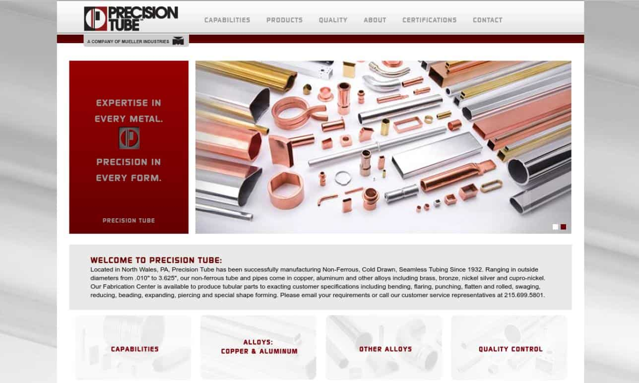 More Tube Fabrication Company Listings