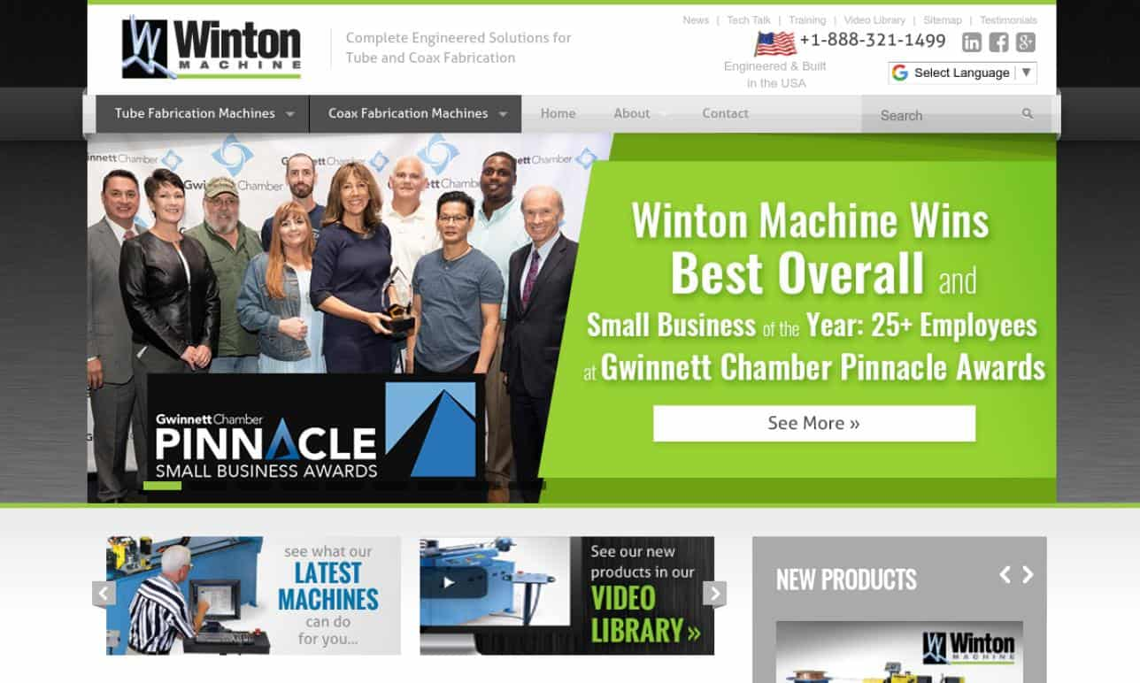 Winton Machine Company