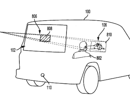 Patent Attorney Review of Vehicle Display Screen Safety and Privacy System