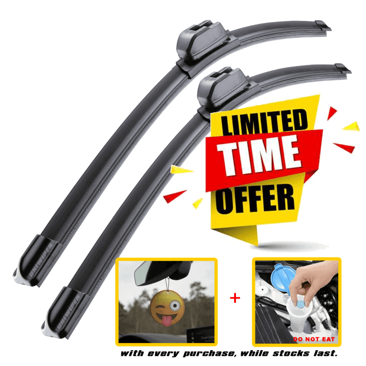 Holden Trailblazer 2016-2019 (RG) Replacement Wiper Blades