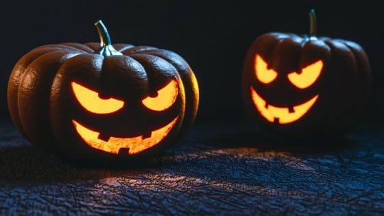 Halloween 2016 antes y después de los miedos