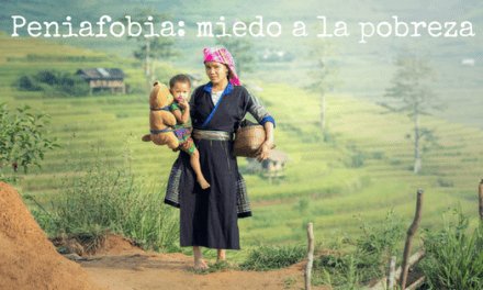 Peniafobia miedo a la pobreza o aporofobia