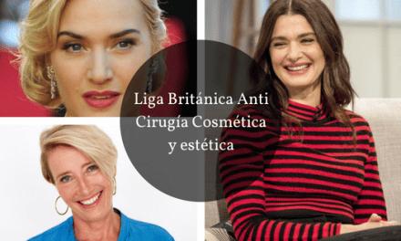 Liga Británica Anti Cirugía Cosmética y estética