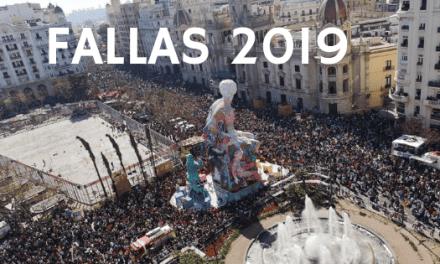 Fallas 2019 trucos, recomendaciones y consejos